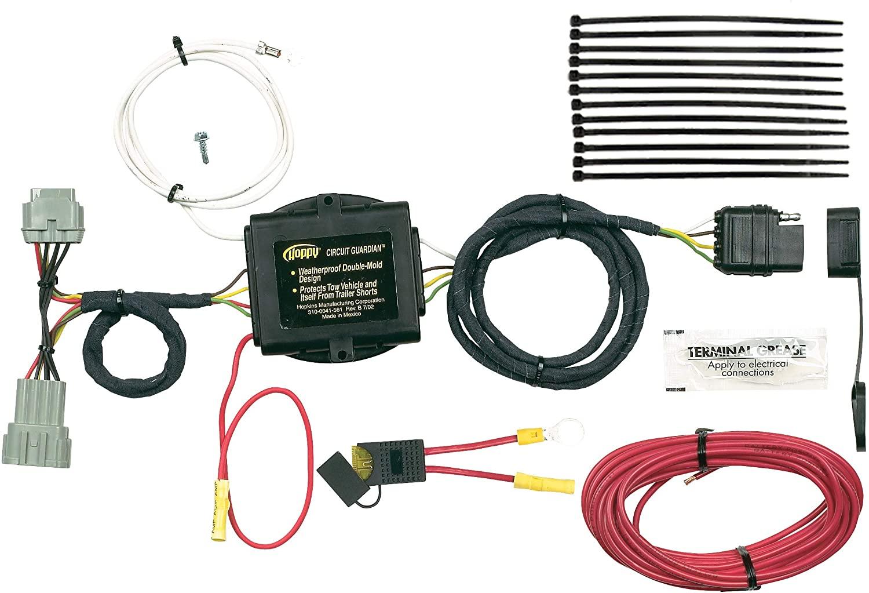 Hopkins 43535 Plug-In Simple Vehicle to Trailer Wiring Kit