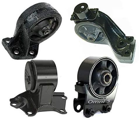 K2075 Fits 2002-2005 Hyundai Sonata 2.7L AUTO Engine Motor & Trans Mount Set 4pc : A7129, A6109, A7106, A7117