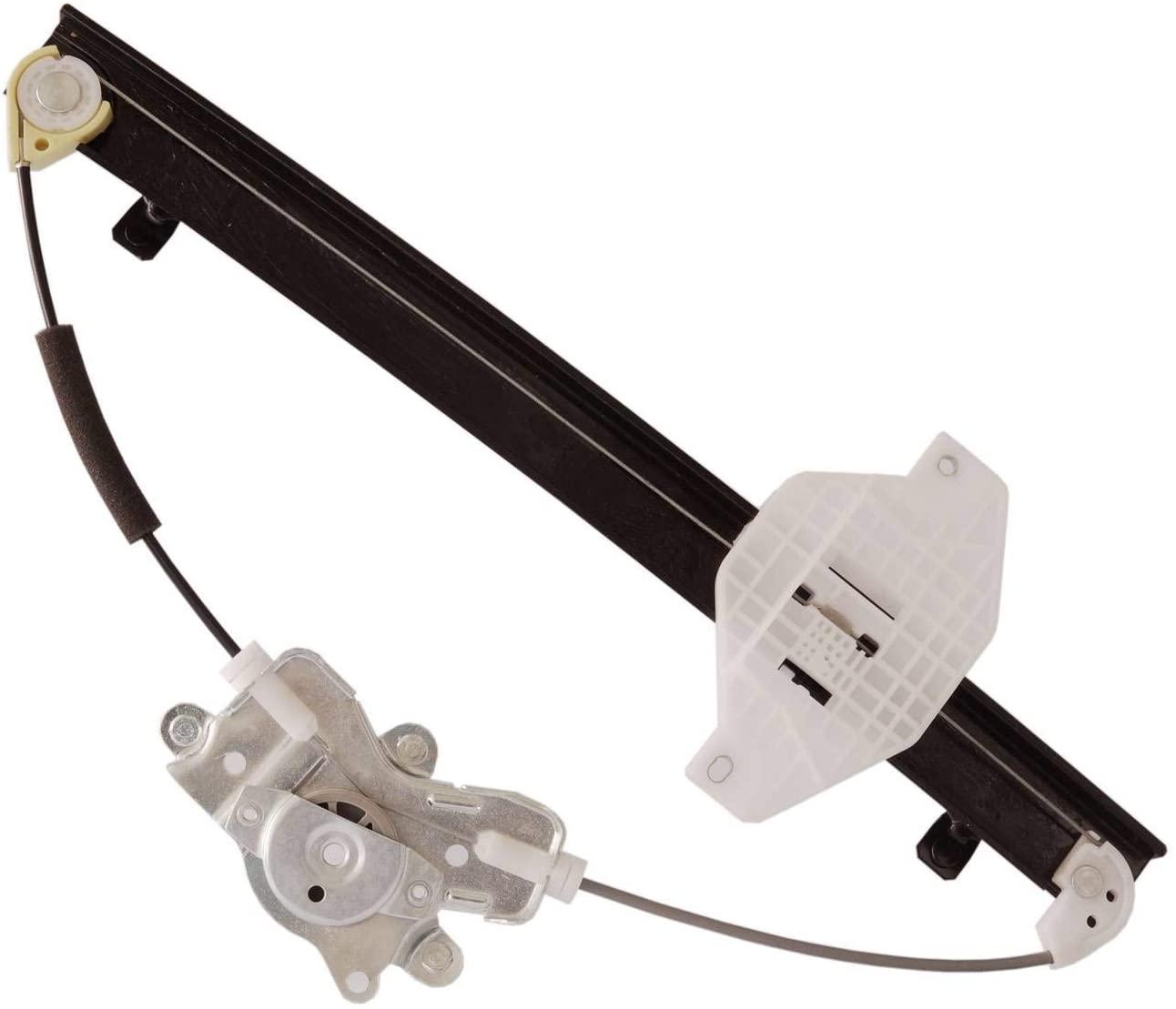 DB 1pc Power Window Lifter Regulator Rear Driver Left Compatible with 99-05 Sonata 01-05 Optima
