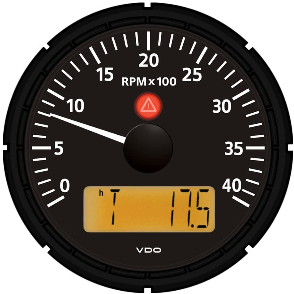 VDO A2C53194863-S Tachometer Gauge