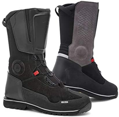 Revit Discovery OutDry Motorcycle Boots Black 47/US 12