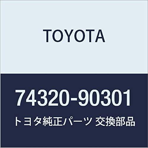 TOYOTA Genuine 74320-90301 Visor Assembly