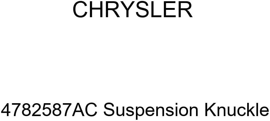 Genuine Chrysler 4782587AC Suspension Knuckle