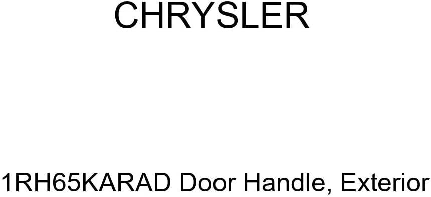 Genuine Chrysler 1RH65KARAD Door Handle, Exterior