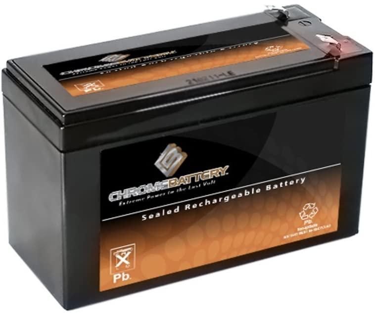 12V 7.1AH SLA Battery for BP7-12 GP1270 ES7-12 GP1272 NP7- Replaces 7Ah or 8Ah