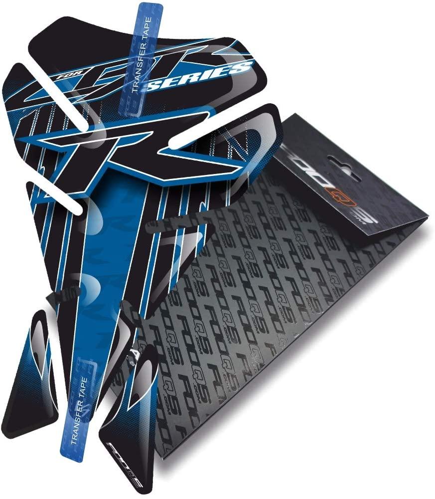 Fooqs Tankpad V1 for Honda CBR 125R, CBR 250R, CBR 600RR, CBR 1000RR (Blue)