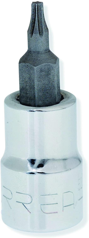 Urrea 523930W 3/8-Inch Drive T30 Torx Tip Chrome Socket