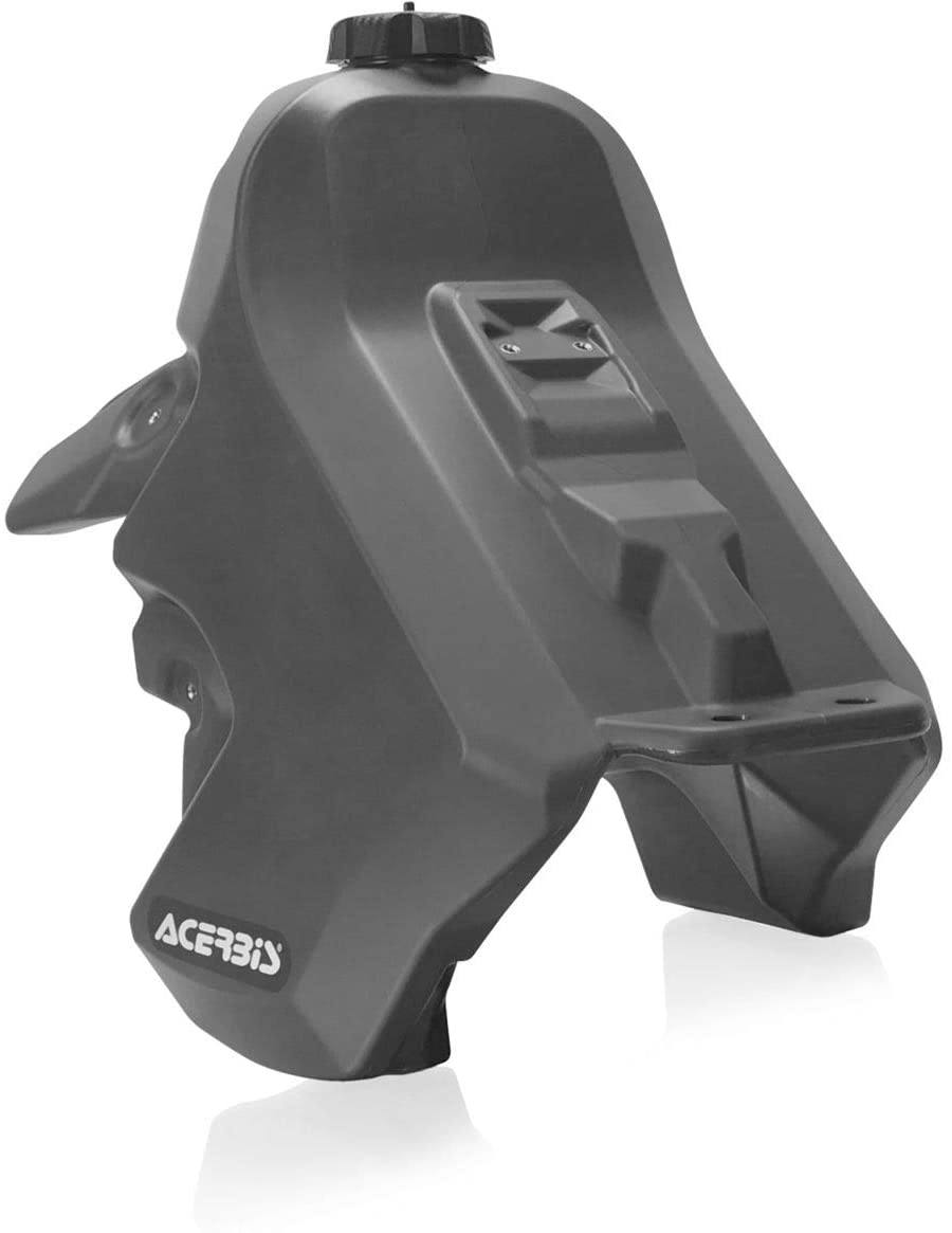 Acerbis Gas Tank (3.7 Gallons) (Grey) for 00-19 Suzuki DRZ400S