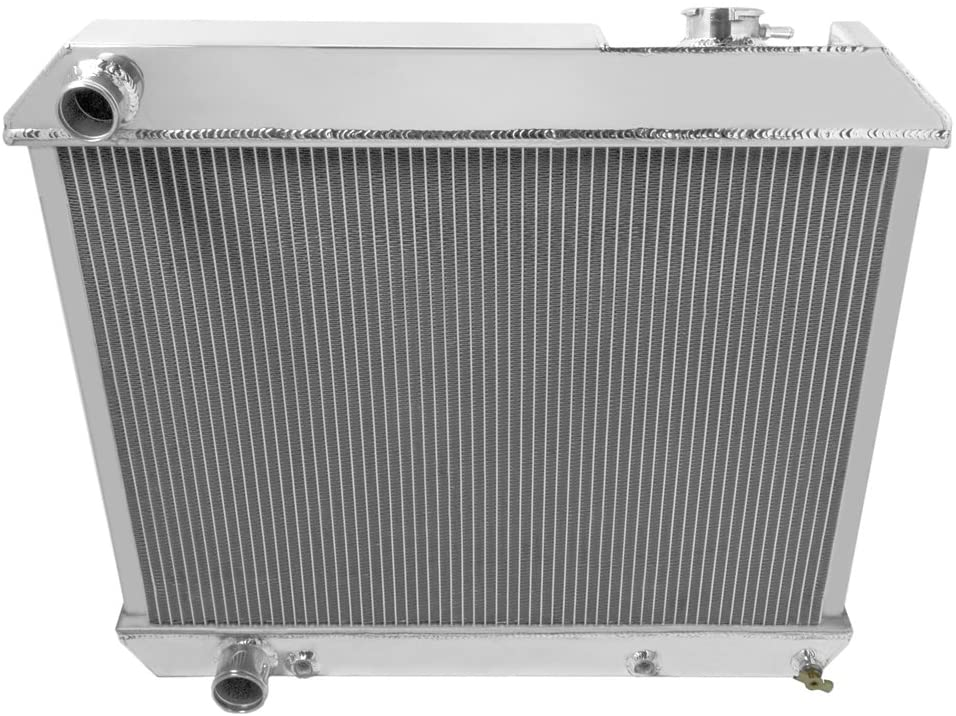 Champion Cooling, 3 Row All Aluminum Radiator for Oldsmobile Starfire, CC2284