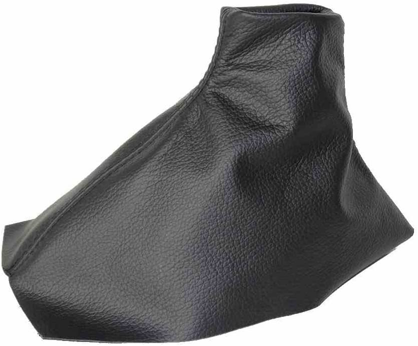 The Tuning-Shop Ltd For Ford Mustang GT 2010-11 Shift Boot Black Italian Leather