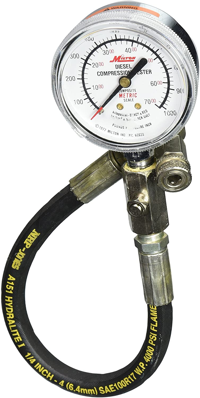 Milton S-1255 Diesel Compression Tester