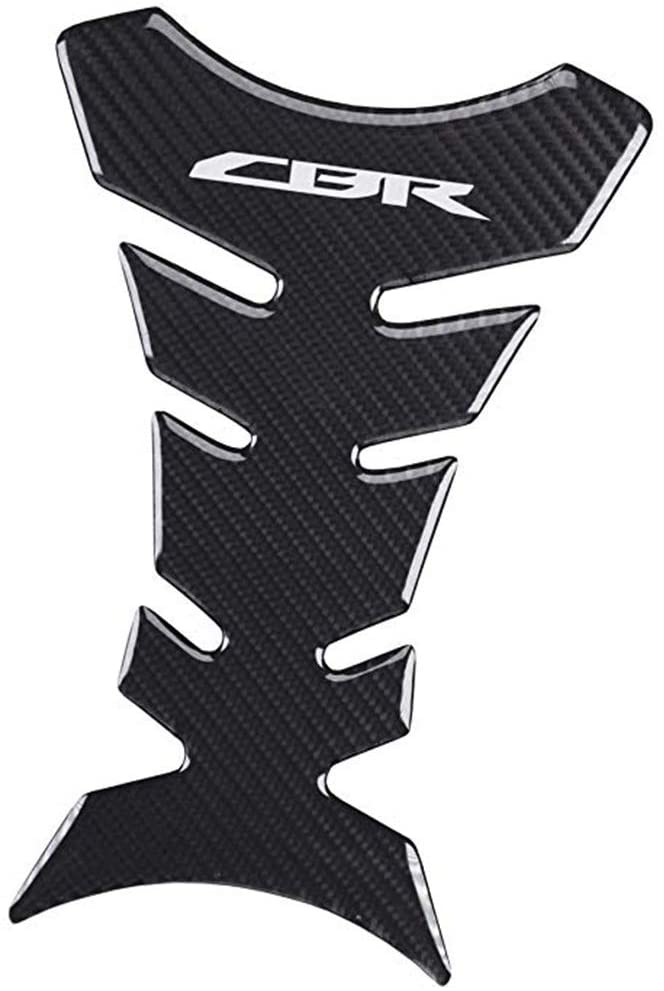 psler Motorcycle Carbon Fiber Fuel Tank Pad Protector Sticker Decals For All CBR Models