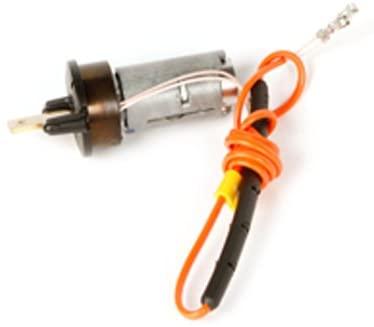 ACDelco D1454C GM Original Equipment Black Ignition Lock Cylinder
