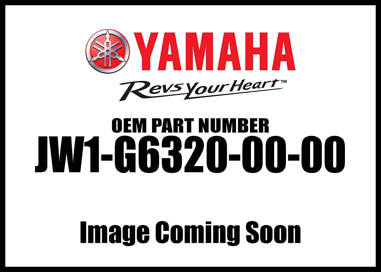 YAMAHA JW1-G6320-00-00 Input Shaft Assy; JW1G63200000