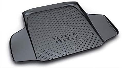 Buywell Rear Cargo Liner Durable Odorless Trunk Floor Mat for Honda Accord Sedan 2018 2019 2020