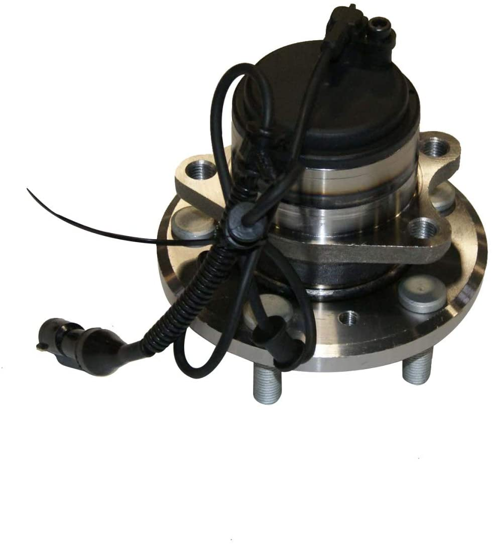 GMB 725-0319 Wheel Bearing Hub Assembly