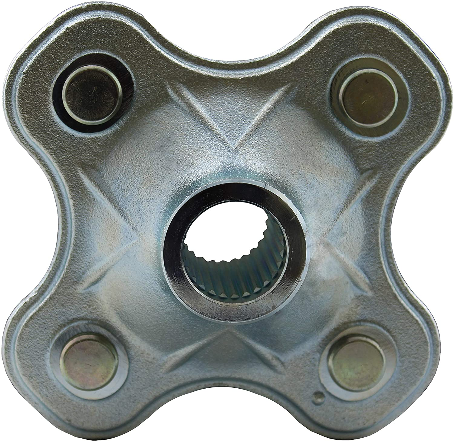 East Lake Axle Rear Wheel Axle Hub compatible with Yamaha ATV's 2HR-25383-01-00 / 2HR-25383-00-00