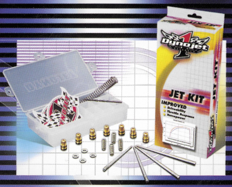 Dynojet Intake Performance Stage 1 Jet Kit for 2002-2007 Honda VT750C2/DC Motor
