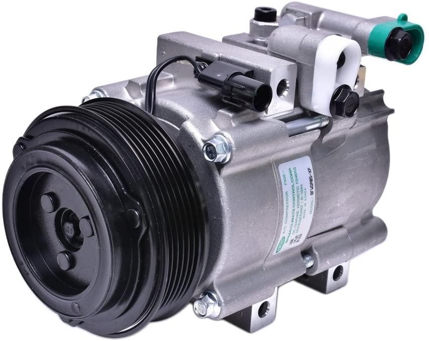 Premium New OEM AC Compressor & Clutch for 2002-2005 Sedona 58119