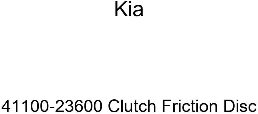 Kia 41100-23600 Clutch Friction Disc