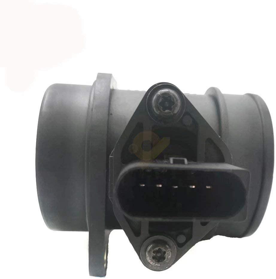 OEM# 06A906461C Mass Air Flow Meter MAF Sensor for VW Volkswagen Golf IV 2.0L Cabriolet 1E7 1999-2002 Passat 1.8 T