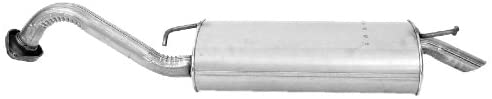 Walker 54461 Quiet-Flow Stainless Steel Muffler Assembly