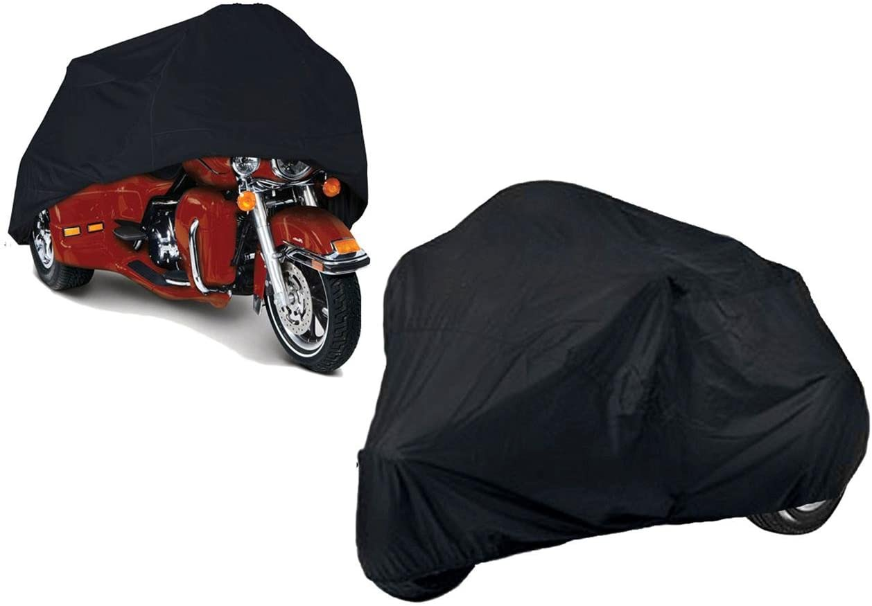 SBU Trike Motorcycle Cover fits Motor Trike 750 Scooter