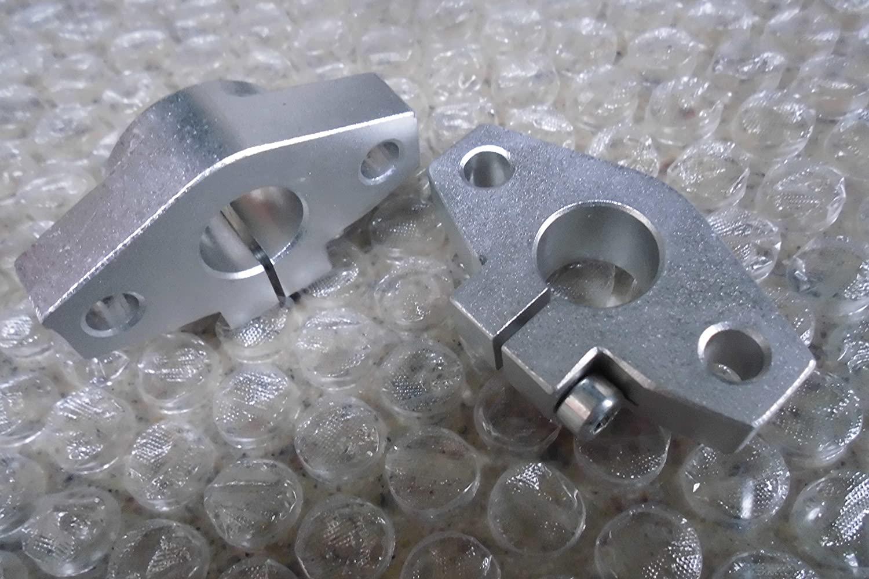 50pcs SHF8 8mm Linear Rail Shaft Support XYZ Table CNC SHF Series Rail Shaft