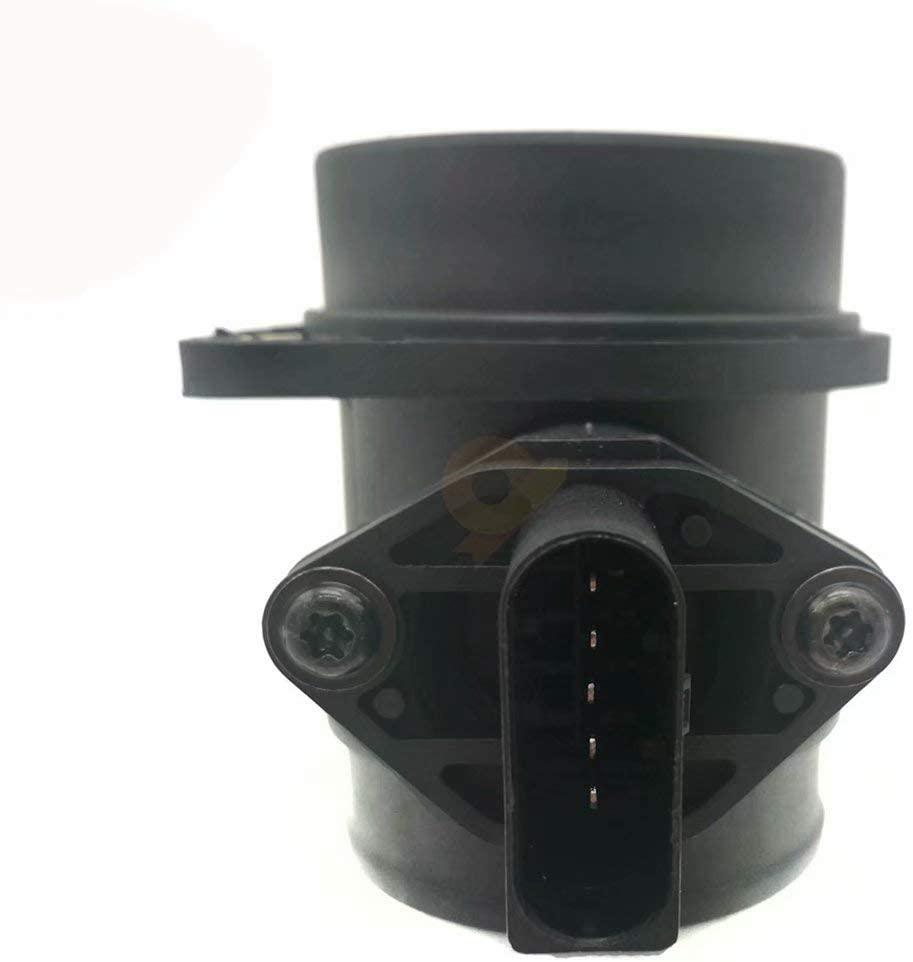 YYCOLTD OEM # 06A906461D Mass Air Flow Meter MAF Sensor for VW Volkswagen Passat Jetta Golf Audi TT A4 Quattro 1.8T 2000-2001