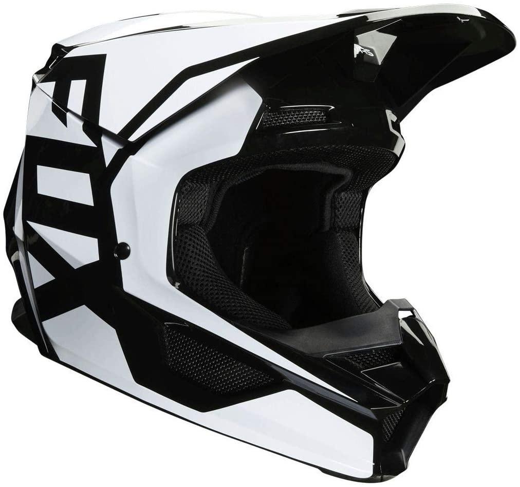 Fox Racing 2020 V1 Helmet - Prix (Small) (Black)