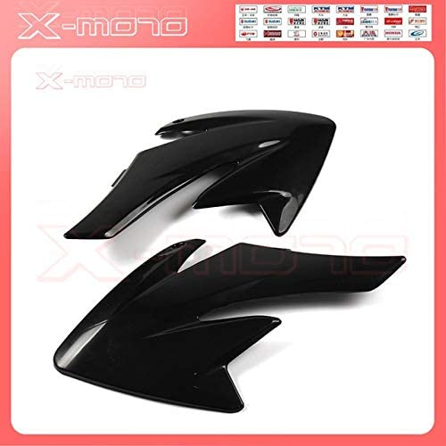 Frames & Fittings Front Plastic Tank Fender Cover Fairing for Chinese Made CRF70 Style Pit Dirt Bike 150cc 160cc Plastic - (Color: Black)