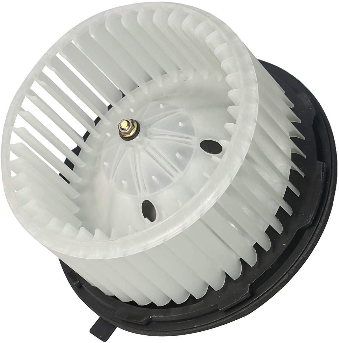 AC Heater Blower Motor - Compatible with Chevy, GMC & Other GM Vehicles - Silverado, Tahoe, Avalanche, Suburban, Escalade, Sierra, Yukon, H2 - Replaces 15-81683, 22741027, 20760618, 700164 - ATC