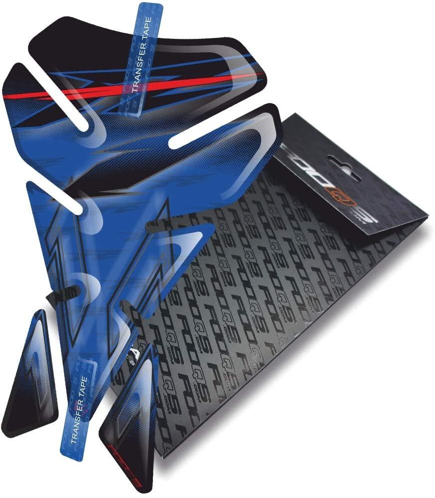 Tankpad V1 for Yamaha Fz1 Fz1n Fz1s Fazer (Blue/Red)