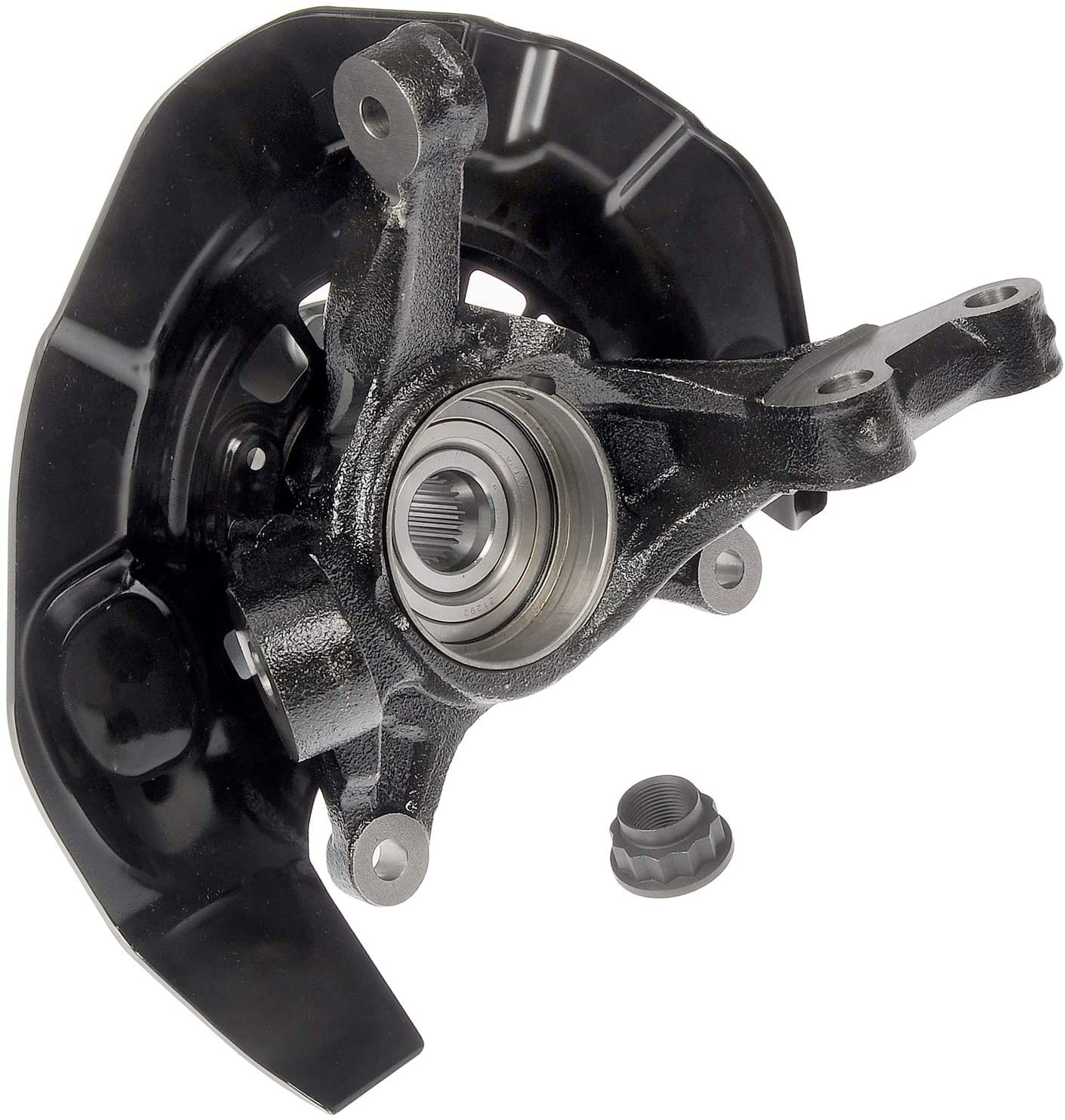 APDTY 142613 Front Left Loaded Knuckle Replaces 4778248020, 90080-36193