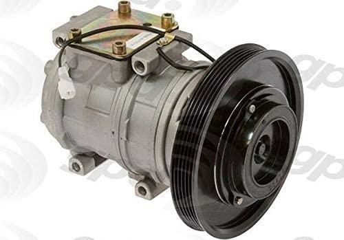 Global Parts Distributors - New A/C Compressor Fits 90-93 ACCORD (6511594)