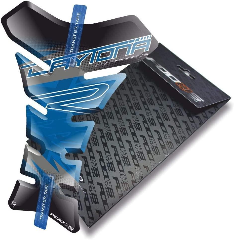 Tankpad for Triumph Daytona 675 600 R RX SE (Blue)