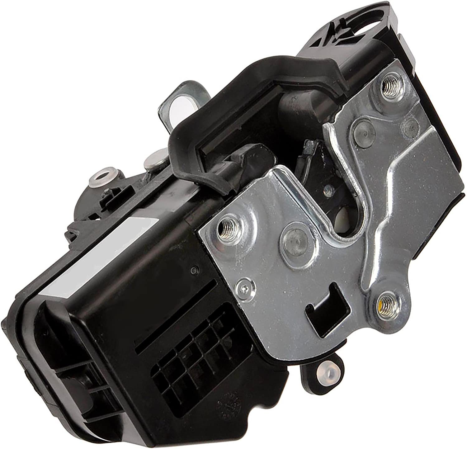 APDTY 136192 Front Left (Driver-Side) Door Lock Actuator Fits Select 2009-2014 Chevrolet/GMC (Replaces 20783844, 22862020)