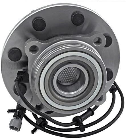 WJB WA515063 - Front Wheel Hub Bearing Assembly - Cross Reference: Timken HA590203 / Moog 515063 / SKF BR930203
