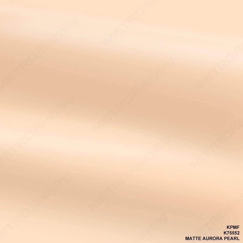 KPMF K75552 Matte Aurora Pearl 3in x 5in (Sample Size) Vinyl Car Wrap Film