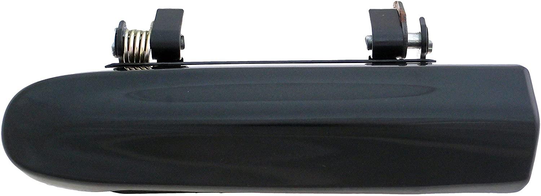 Dorman 83337 Front Driver Side Exterior Door Handle for Select Ford Models, Black