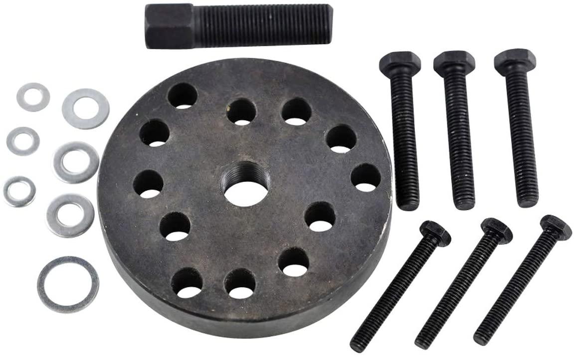 Universal Flywheel Puller 12-Hole (6 mm & 8 mm Bolts) for Yamaha Polaris Kawasaki Sea-Doo Hodaka MP37