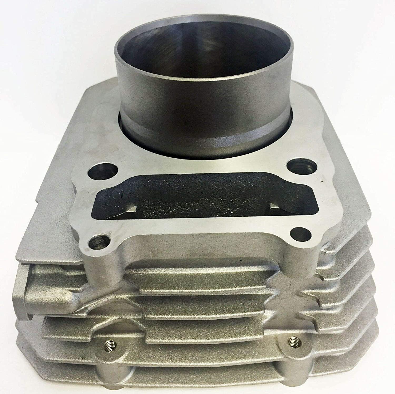 Mallofusa Cylinder Piston Gasket Top End Rebuild Kit Compatible for 1988-2000 Honda TRX 300 Fourtrax FW 4x4 2x4