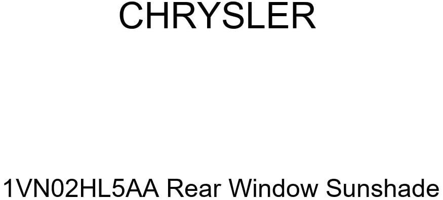 Chrysler Genuine 1VN02HL5AA Rear Window Sunshade