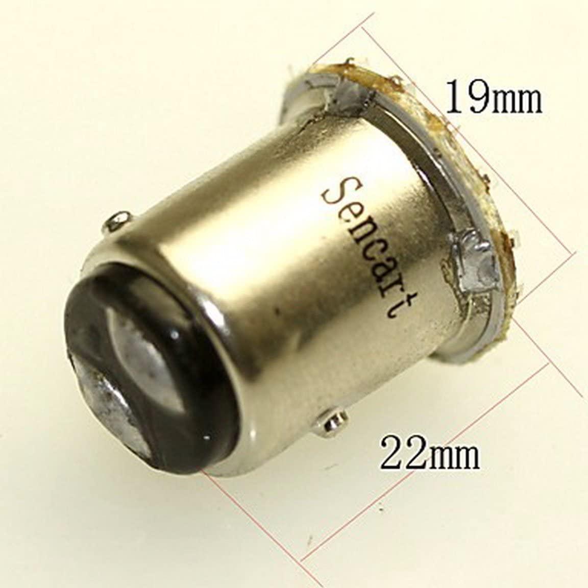 Ueannryer 10pcs 1156 P21W BA15S R10W 22x3014 LED car daytime running light Auto Tail Side Indicator Lights Parking Lamp Bulbs,Green,1157