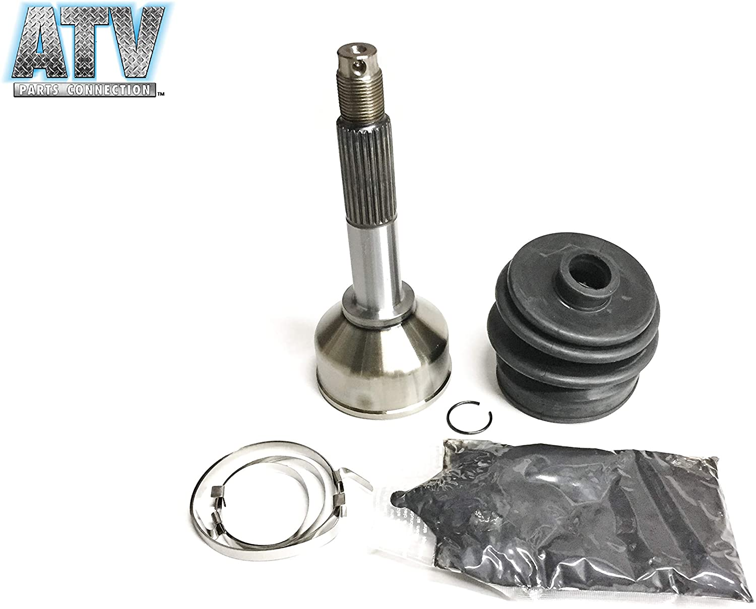 ATVPC Rear Outer CV Joint Kit for Kawasaki Teryx 750 4x4 2008-2012 UTV