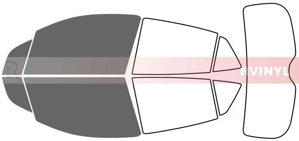 Rtint Window Tint Kit for Buick Encore 2013-2020 - Front Kit - 35%