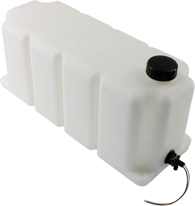 AEM (30-3320) V2 Water/Methanol Injection Tank Kit - 5 Gallon Capacity