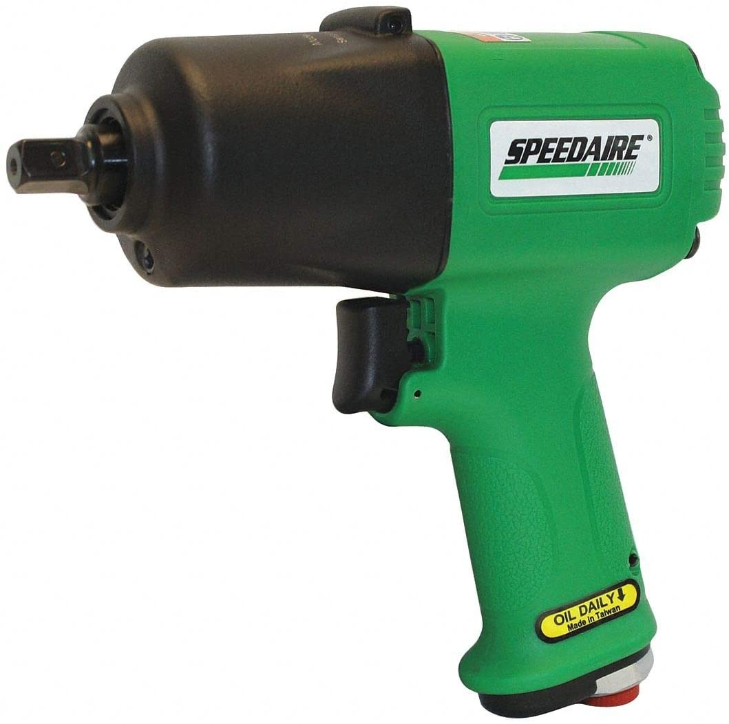 Speedaire 45NW49 - Air Impact Wrench Pin 10 000 rpm