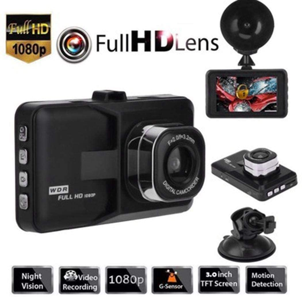 FANEO Multi-Function Loop Video Recording Driving Recorder Car Video