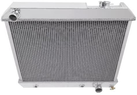 Champion Cooling, 4 Row All Aluminum Radiator for Multiple Pontiac Models, MC284